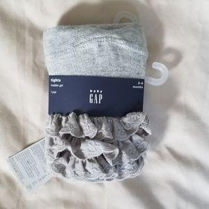 Baby Gap Grey Tights